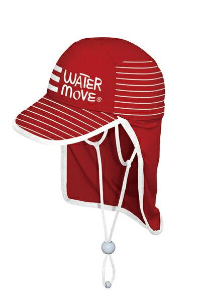 watermove 18WM−marine サマーキャップ RED free【スポーツ館】