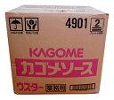 カゴメ ウスターソース(業務用) 20L【イージャパンモール】