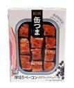 【ポイント最大13倍★8/25】K&K缶つま厚切りベーコンのブラックペッパー味105g【イージャパンモール】