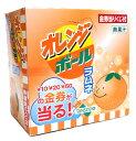 丹生堂 オレンジボールラムネ100P【イージャパンモール】