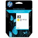 HP HP82 インクカートリッジ 69ml イエロー