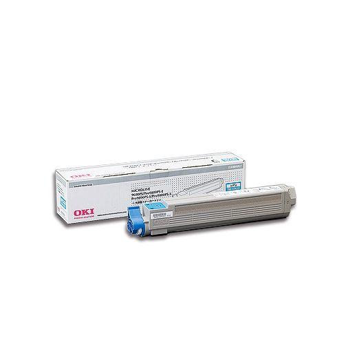 沖データ  ML9800/9600用大容量トナーカートリッジ シアン