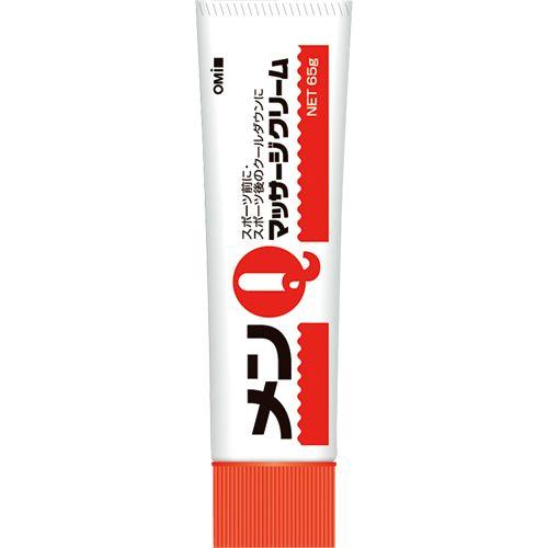 近江兄弟社 メンターム メンQマッサージクリーム 65g 1個