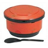 【】エンテック 日本製 飯器 二人用 根来 ABS樹脂  N-92【代引不可】【生活雑貨館】