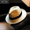 ショッピング帽子 レディース 【Barty Blue】パナマハットBarty Classic(バーティークラシック)