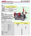 【オススメ】【新着商品】〈MCC〉パイプマシン ネジプロ80AD  PMNA080