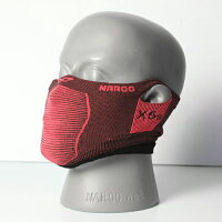 NarooMaskX5sスポーツ用フェイスマスク日焼け予防UVカット暴風、防寒夏用自転車用紫外線対策虫除け自転車ウエアウエアアクセサリー送料無料【即納】