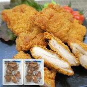 【1枚あたり104円】ジャパンフードサービス【鶏人】冷凍骨なしフライドチキン800g(10枚)×2袋入り(業務用、鶏、もも、おつまみ、おやつ、家呑み、ホームパーティ、イベント)