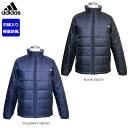 【在庫一掃】adidas(アディダス)男性用(メンズ)SE パテッドジャケット(薄中綿ジャケット)防寒 アウター AK366◇