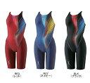 【ラスト1点】【55 OFF】ARENA(アリーナ)スイムウェア junior(ジュニア)競泳用水着 NUX-F(ニュークスF) ジュニアハーフスパッツ ARN-0048WJ【12】◇