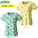 【30%OFF】prince プリンス レディース ゲームシャツ 総柄フラワー WL6047【16SS】【メール便指定可能】【tenpo】◇