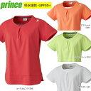 【30%OFF】prince プリンス レディース ゲームシャツ WL6058【16SS】【メール便指定可能】【tenpo】◇