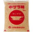カップ印 日新製糖 中ザラ糖(中双糖) 1ケース(1kg×20袋入り)【同梱不可】【送料無料】
