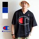 ショッピングチャンピオン 【SALE!!】【 Champion チャンピオン 】ACTION STYLE アクション スタイル フットボール Tシャツ C3-P308 / champion tシャツ champion メンズ champion トップス champion レディース