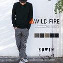 【メーカー小売希望価格より5%オフ♪】【EDWIN エドウィン】EDWIN 503 WILD FIRE フラップポケット ストレート E53WFP/暖パン/ストレッチ/ワイルドファイア/フラップポケット/デニム/カラーパンツ