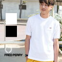 【FRED PERRY フレッドペリー】PIQUE T-SH...