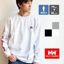 【SALE!!】【 HELLY HANSEN ヘリーハンセン 】 L/S Formula Tee ロングスリーブフォーミュラーTシャツ HH32036 / ヘリーハンセン tシャツ メンズ 長袖 トップス プリントtシャツ ロゴt 父の日 20SS