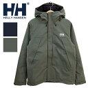 【 HELLY HANSEN ヘリーハンセン 】 スカンザ 3ウェイ ジャケット メンズ Scandza 3WAY Jacket HOE11877 / トップス ジャケット アウター アウターシェル メンズ レディース ユニセックス 防水ウェア インナージャケット