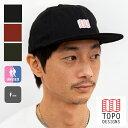 【 TOPO DESIGNS トポデザイン 】 MINI MAP HAT ミニマップハット キャップ ユニセックス Mini Map Hat / 帽子 キャップ 小物 メンズ ..