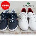 【LACOSTE ラコステ】 EUROPA 317 1 スニーカー SPM0012/ラコステ/エウロパ/靴/メンズ/本革/