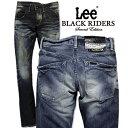 【送料無料】【LEE リー】BLACK RIDERS スキニー ナローカット デニム LM3511