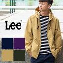 【SALE 】【Lee リー】ナイロンフルジップパーカ LS1294 /ウインドブレーカー/フーディー/ナイロンジャケット/ジップアップ/長袖/ラグランスリーブ/トップス/アウター/メンズ/