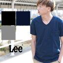【Lee リー】1P ポケットVネックS...