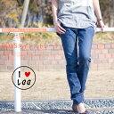 【LEE リー】HERITAGE EDITION タイトストレート デニム LL0505/程良いFIT感とこなれたUSED感を併せもった オシャレ女子の本格派ジーンズ!