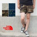 【 THE NORTH FACE ザノースフェイス 】 Novelty Versatile Shorts ノベルティバーサタイルショーツ NB41852 / パンツ ショートパンツ ボトムス 短パン ズボン ハーフパンツ 撥水 アウトドア ロゴ刺繍 メンズ the north face パンツ ノース パンツ