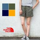 【 THE NORTH FACE ザノースフェイス 】 Versatile Shorts バーサタイルショーツ NBW41851 / パンツ ショートパンツ ボトムス 短パン 半ズボン ハーフパンツ 撥水 アウトドア カジュアル ロゴ 刺繍 レディース the north face パンツ ノース パンツ