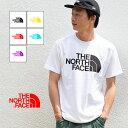 【 THE NORTH FACE ザノースフェイス 】 S/S Simple Logo Tee ショートスリーブシンプルロゴTシャツ NT31956 / トップス 半袖 ロゴT クルーネック 丸首 ロゴ シンプル アウトドア カジュアル メンズ レディース ユニセックス THE NORTH FACE tシャツ ノース tシャツ