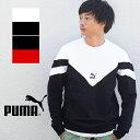 【SALE!!】【 PUMA プーマ 】 M ICONIC MCS クルースウェット 595953 / トップス 長袖 ...