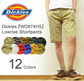 Dickies ( Dickies ) Lowrise Shortpants low-rise shorts Chopin shorts work pants Chino