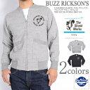 """BUZZ RICKSON'S バズリクソンズ × LOCKHEED MARTIN スカンクワークス フルジップ クルー スウェット """"THE SKUNK WORKS"""" BR67138 【土曜.."""