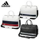 【ゴルフ】【ボストンバッグ】adidas アディダス メンズ ボストンバッグ3 AWS18