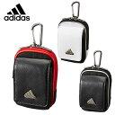 【ゴルフ】【ポーチ】adidas アディダス メンズ アクセサリーポーチ6 AWS37