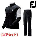 【ゴルフ】【レインウエア】フットジョイ FOOTJOY メンズ ドライジョイズ レインスーツ #85...