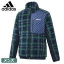 【ゴルフウエア】【ジャケット】2016秋冬 adidas アディダス メンズ JP SP ボアフリースジャケット CCI47 グリーン A04909