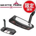【ゴルフ】【パター】オデッセイ ODYSSEY WHITE RIZE iX (ホワイトライズ アイエックス) パター [#1SH] (日本正規品)