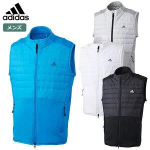 【ゴルフ】【ベスト】アディダス adidas メンズ CS CP climaheat ハイブリッドフルジップベスト LNW09 2017秋冬