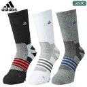 【ゴルフ】【ソックス 靴下】アディダス adidas メンズ CP マルチフィットソックス クルー ...