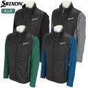 【ゴルフ】【アウター】スリクソン SRIXON メンズ フリースジャケット RGMMJL52 2018秋冬
