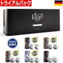 Vice GOLF ヴァイスゴルフ SELECTED PACK トライアルパッケージ (USA直輸入品)