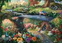 TEN-D1000-490 ディズニー Alice in Wonderland(不思議の国のアリス) 1000ピース [CP-D] パズル Puzzle ギフト 誕生日 プレゼン..