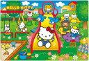 TEN-MB40-053 ハローキティ ハローキティのこうえんだいすき 40ピース パズル Puzzle 子供用 幼児 知育玩具 知育パズル 知育 ギフト 誕生日 プレゼント 誕生日プレゼント