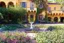 ジグソーパズル EPO-25-176 風景 コート ダジュールの花庭 300ピース パズル Puzzle ギフト 誕生日 プレゼント