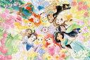 EPO-97-001 ディズニー Floral Dream(フローラル・ドリーム) (プリンセス) 1000ピース [CP-PD] パズル デコレーション パズデコ Puzzle Decoration 布パズル ギフト プレゼント