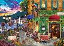 EPO-54-212 デビッド マクリーン イタリアの街角 2000ピース パズル Puzzle ギフト 誕生日 プレゼント