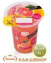 たらみ Fruits&Beauty フルーツ&コラーゲン ピンクグレープフルーツ(1箱 6個入)