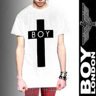 Jellybeans select rakuten global market boy london long for Cross counter tv shirts